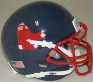 Boston Red Sox Schutt Mini FOOTBALL Helmet