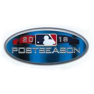 MLB 2018 Postseason Collectors Patch