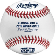 2018 World Series MLB Rawlings Official Baseball