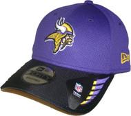 MINNESOTA VIKINGS New Era 9FORTY NFL ADJUSTABLE BASEBALL HAT / CAP