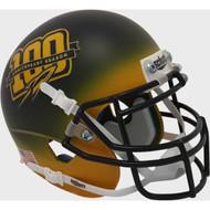Toledo Rockets Alternate 100 Schutt Mini Authentic Helmet