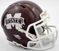 Mississippi State Bulldogs NCAA Riddell SPEED Mini Helmet
