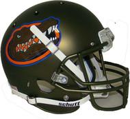Florida Gators Swamp Green Alternate Schutt Full Size Replica Helmet