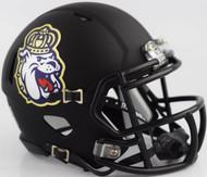 James Madison Dukes NCAA Riddell Speed Mini Helmet