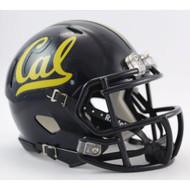 Cal Berkeley Golden Bears NCAA Riddell SPEED Mini Helmet