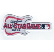 2019 Major League Baseball All Star Game MLB Collectors Patch (Cleveland)