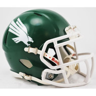 North Texas Mean Green NCAA Riddell SPEED Mini Helmet