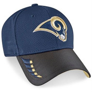 LOS ANGELES RAMS New Era 9FORTY NFL ADJUSTABLE BASEBALL HAT / CAP