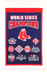 Winning Streak Boston Red Sox 2018 MLB World Series Champions Champs Banner