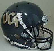 NCAA Central Florida UCF Knights Alternate Black Replica XP Full Size Football Helmet