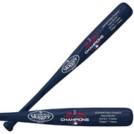 Boston Red Sox Louisville Slugger 2018 World Series Champions Laser Engraved Stats Mini Bat
