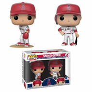 Funko MLB Los Angeles Angels Shohei Ohtani POP Figure 2-Pack