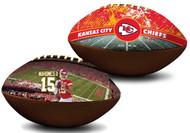 Patrick Mahomes II Kansas City Chiefs NFL Full Size Official Licensed Premium Football