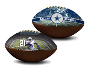 Ezequiel Elliott Dallas Cowboys NFL Full Size Official Licensed Premium Football