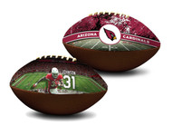 David Johnson Arizona Cardinals NFL Full Size Official Licensed Premium Football