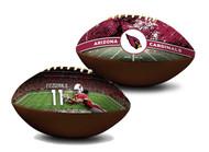 Larry Fitzgerald Arizona Cardinals NFL Full Size Official Licensed Premium Football