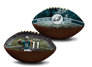 Carson Wentz Philadelphia Eagles NFL Full Size Official Licensed Premium Football