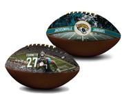 Leonard Fournette Jacksonville Jaguars NFL Full Size Official Licensed Premium Football