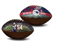 Dont'a Hightower New England Patriots NFL Full Size Official Licensed Premium Football