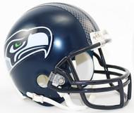 Seattle Seahawks Riddell Mini Helmet