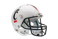 Cincinnati Bearcats Alternate White Schutt Full Size Replica Helmet