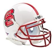 North Carolina NC State Wolfpack Schutt Mini Authentic Helmet