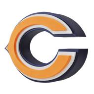 Chicago Bears 3D Fan Foam Logo Sign