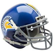 San Jose State Spartans Schutt Mini Authentic Helmet