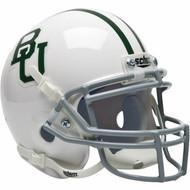 Baylor Bears (White) Schutt Mini Authentic Helmet
