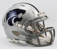 Kansas State Wildcats NCAA Revolution SPEED Mini Helmet