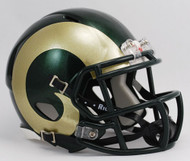 Colorado State Rams Revolution SPEED Mini Helmet
