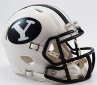 BYU Brigham Young Cougars NCAA Riddell Speed Mini Helmet