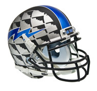 Air Force Falcons Alternate B2 Bomber Schutt Mini Authentic Helmet