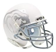 Mississippi State Bulldogs Alternate White Schutt Mini Authentic Helmet