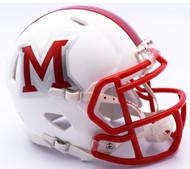 Miami-Ohio Redhawks Revolution SPEED Mini Helmet