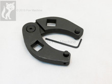 """1/2"""" drive Face pin spanner wrench for Hydraulic cylinders"""