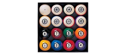 Brunswick Pool Balls