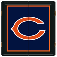 Chicago Bears Extreme Fan Dart Cabinet Set