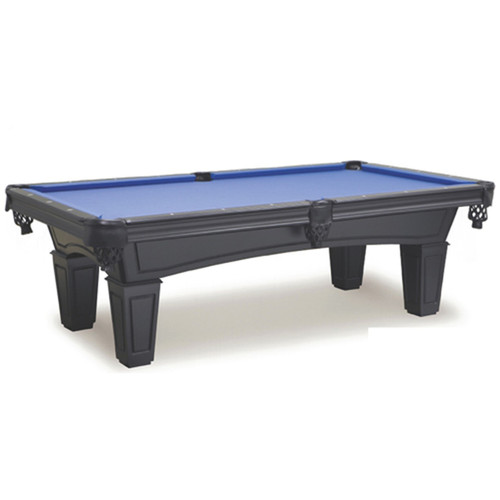 8ft. pool table The Shadow (black)