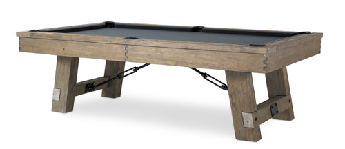 Incroyable ... Isaac Rustic Pool Table 8ft. Image 1
