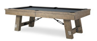 Isaac Rustic  Pool Table 8ft