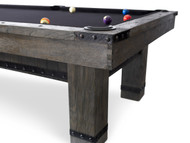 The Morse 8ft. Pool Table