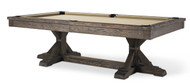 Plank and Hide Thomas Pool Table