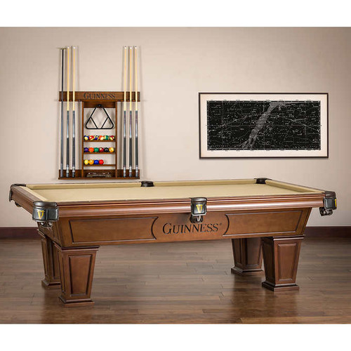 Guinness Pool Table By American Heritage Billiards Prestige - American heritage billiards pool table