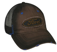 Ford Oil Stain Mesh Cotton Cap [Apparel]