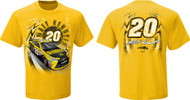 NASCAR Matt Kenseth #20 Dewalt Racing Speedbolt T-Shirt [Misc.]
