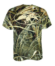 Duck Commander Camo Short Sleeve T Shirt [3XL]