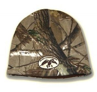 Duck Commander ~ Camo or Brown Reversible Beanie ~ Duck Hunting Hat Stocking Cap