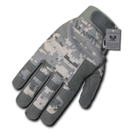 DIGITAL CAMO TACTICAL GLOVE (small)