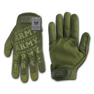 Lightweight Mechanic's Glove (medium, US Army Olive Drab)